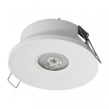 Luz de emergencia LED