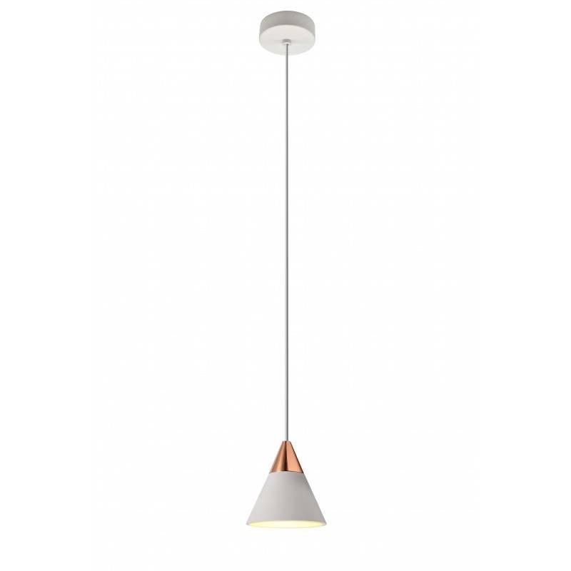 """Lámpara colgante de diseño """"COALUM"""" 7W"""