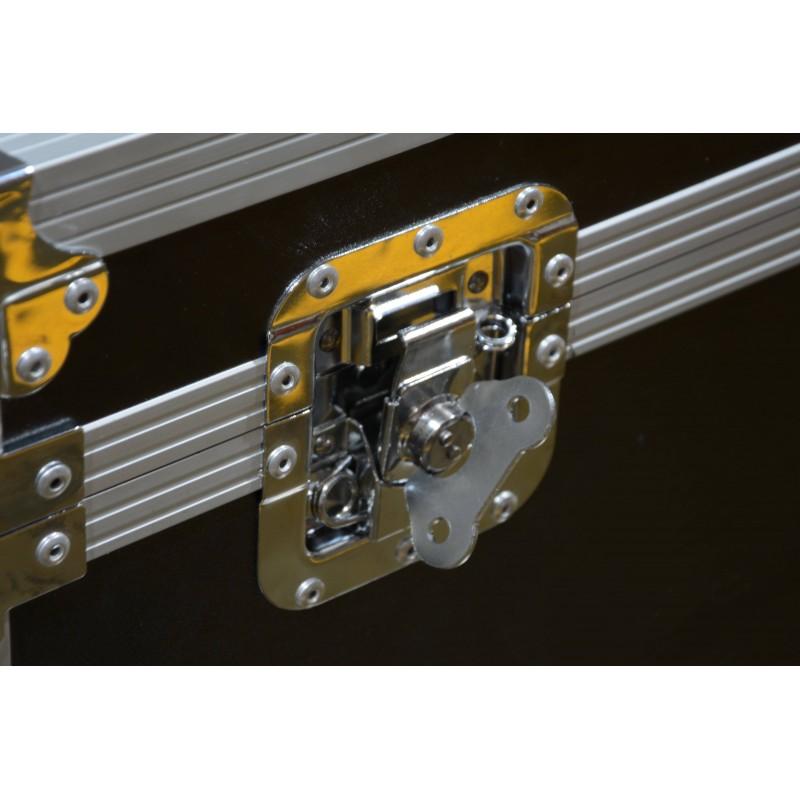Perfil de aluminio de superficie 17x8mm