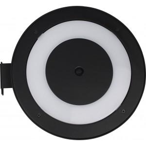 Aplique solar exterior LED con sensor de movimiento