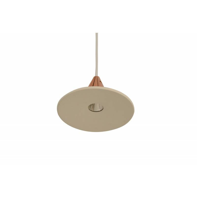 Downlight LED extraplano circular 6W