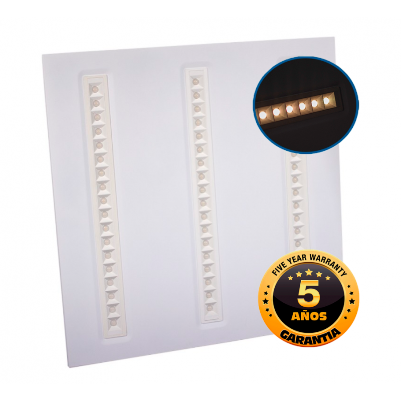 Panel LED 60x60cm