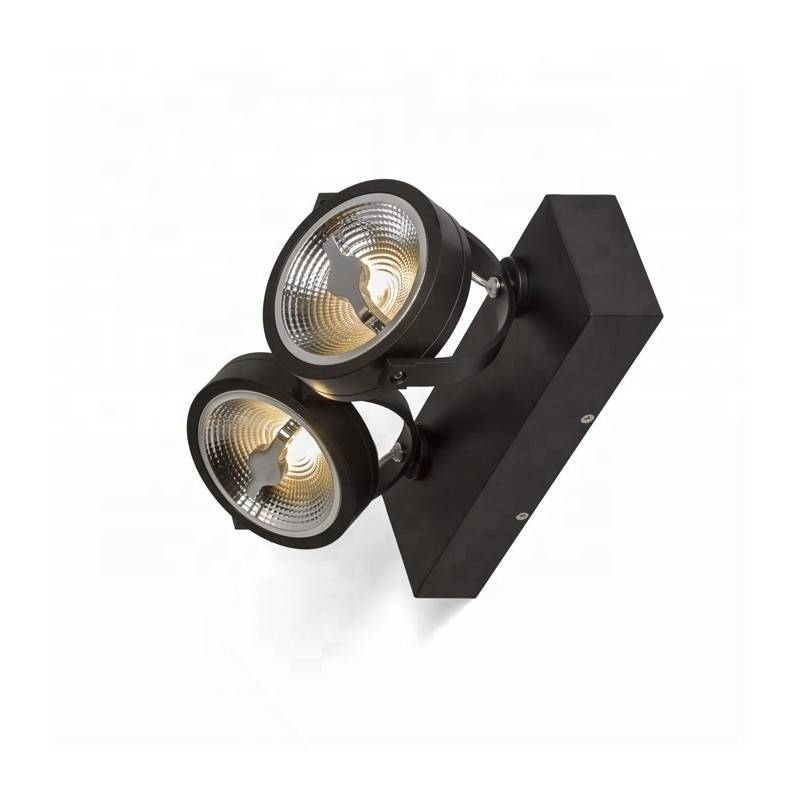 Proyector LED para carril Monofásico 25W