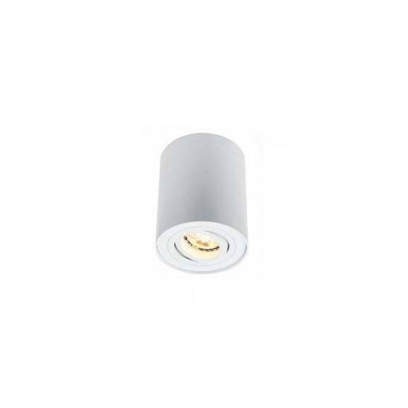 Proyector LED para carril Monofásico 35W Negro