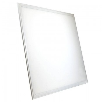 Panel LED 60x60 cm 45W extraplano marco blanco