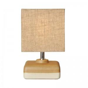 Lámpara de mesa de cerámica...