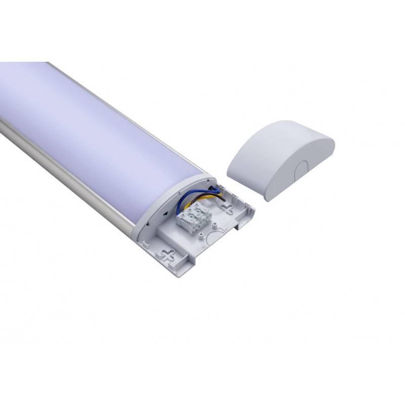 Tubos LED T8 900mm de cristal 14W Opal - Caja de 25 unidades