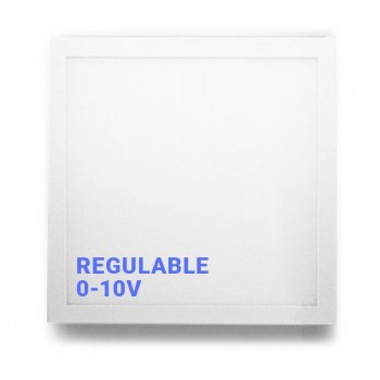Panel LED Regulable 60x60 con Driver 0-10V