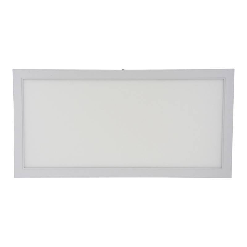 Panel LED DE SUPERFICIE 600x300MM 24W 230V DRIVER LIFUD