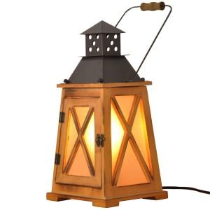Lámpara de mesa farol de...