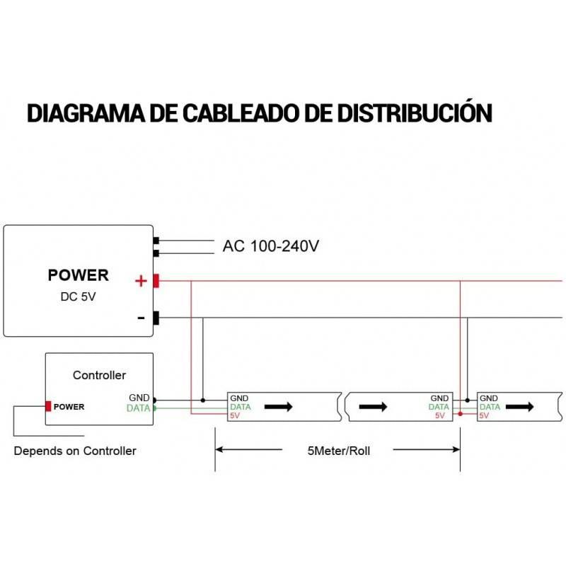 Foco Proyector LED 10W COB 230V IP66