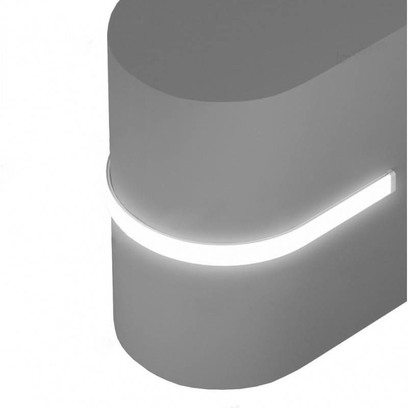 Mecanismo pulsador una tecla regulador monocolor, radiofrecuencia,1 zona de control