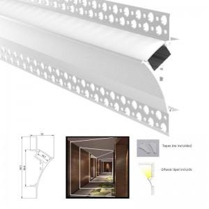 Perfil para tira LED de...