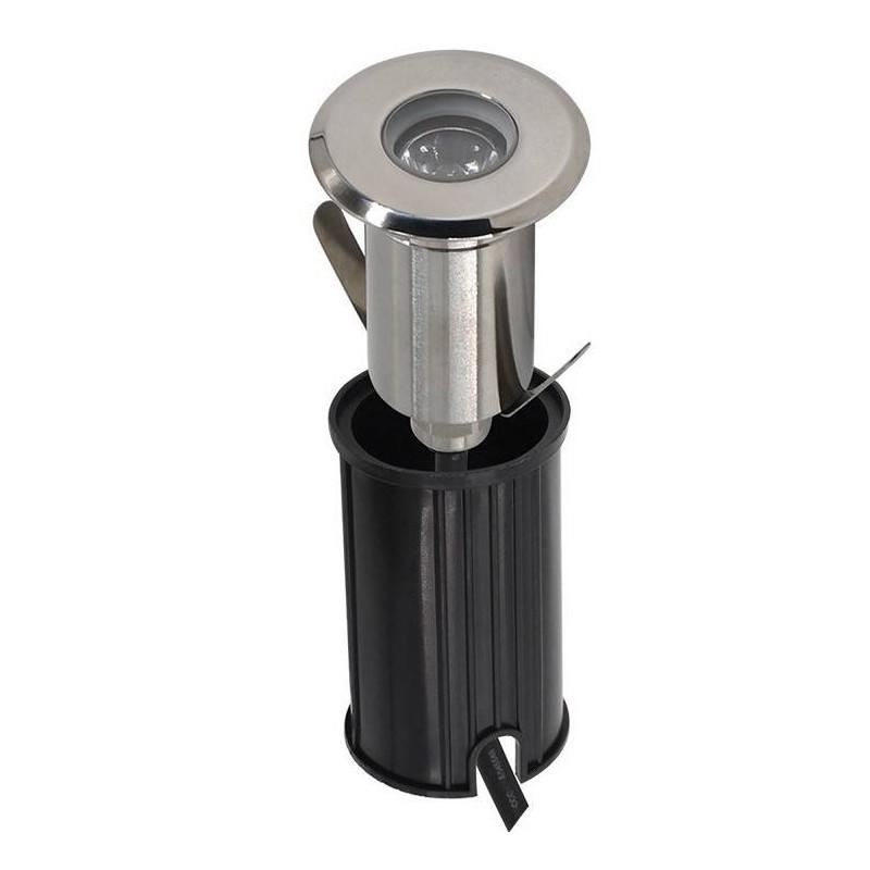 Dicroica LED 7W Dimable, Driver externo 60º Ø50mm Chip EPISTAR