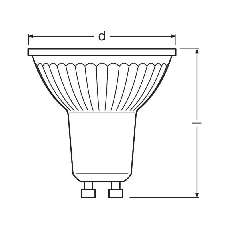Grapa metálica fijación Neón Flex LED