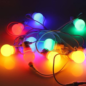 Guirnalda LED Multicolor...