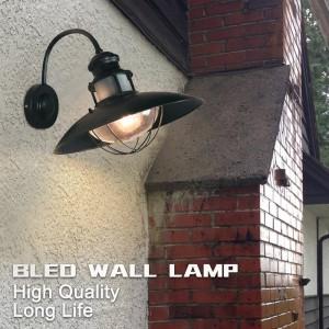 aplique pared exterior - lámpara exterior vintage