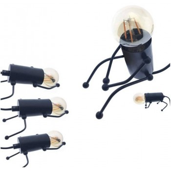 Lámpara de mesa articulada
