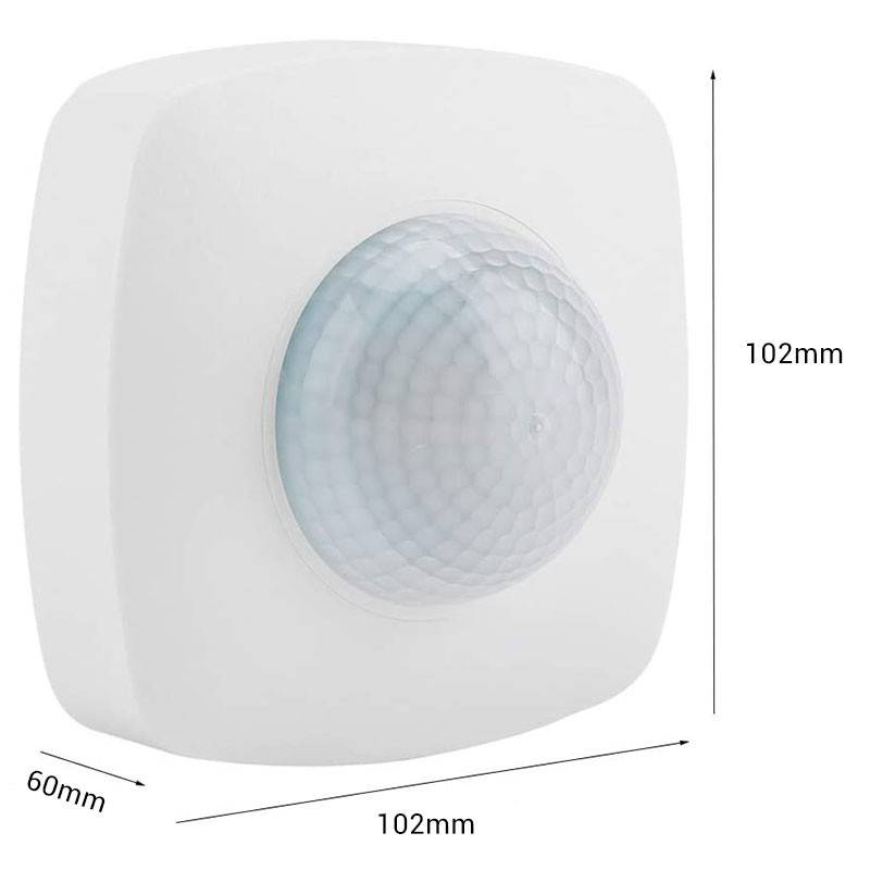 Bañador LED de pared