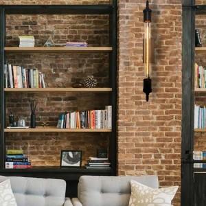 Aplique de pared vintage