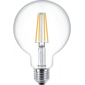 CLA LEDBulb D 8-60W G93 E27 827 CL