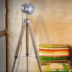 lámpara de pie vintage