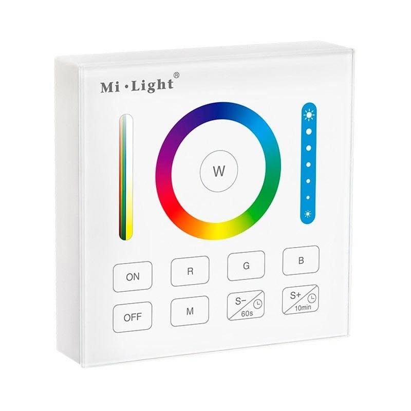 Panel inteligente Controlador Remoto RGB+CCT | Mi Light
