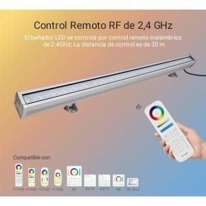 Bañador de pared LED RGB+CCT 48W control RF/WiFi | Mi Light