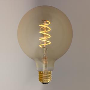 Bombilla Retro Vintage globo filamento espiral E27 G125 4W