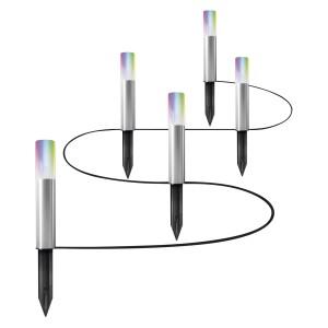 Luminarias Exterior SMART WiFi GARDEN POLE RGBW