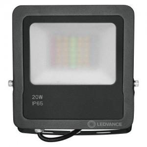 SMART OUTD WIFI FLOOD 20W RGBW DG LEDV
