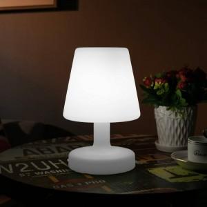 Lámpara de mesa LED...