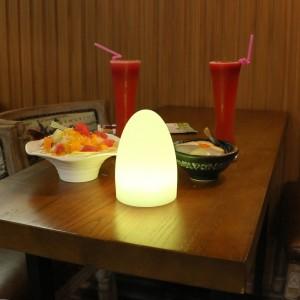 mobiliario LED restaurantes