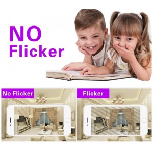 no flicker