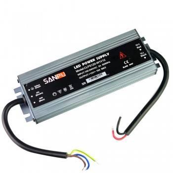 Fuente de alimentación estanca compacta 120W IP67 12V-DC 10A
