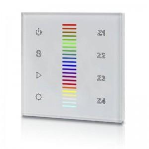 Interruptor táctil RGB