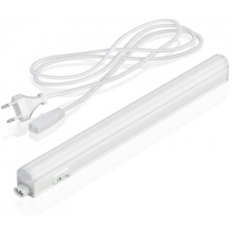Regleta LED bajomuebles T5 30cm