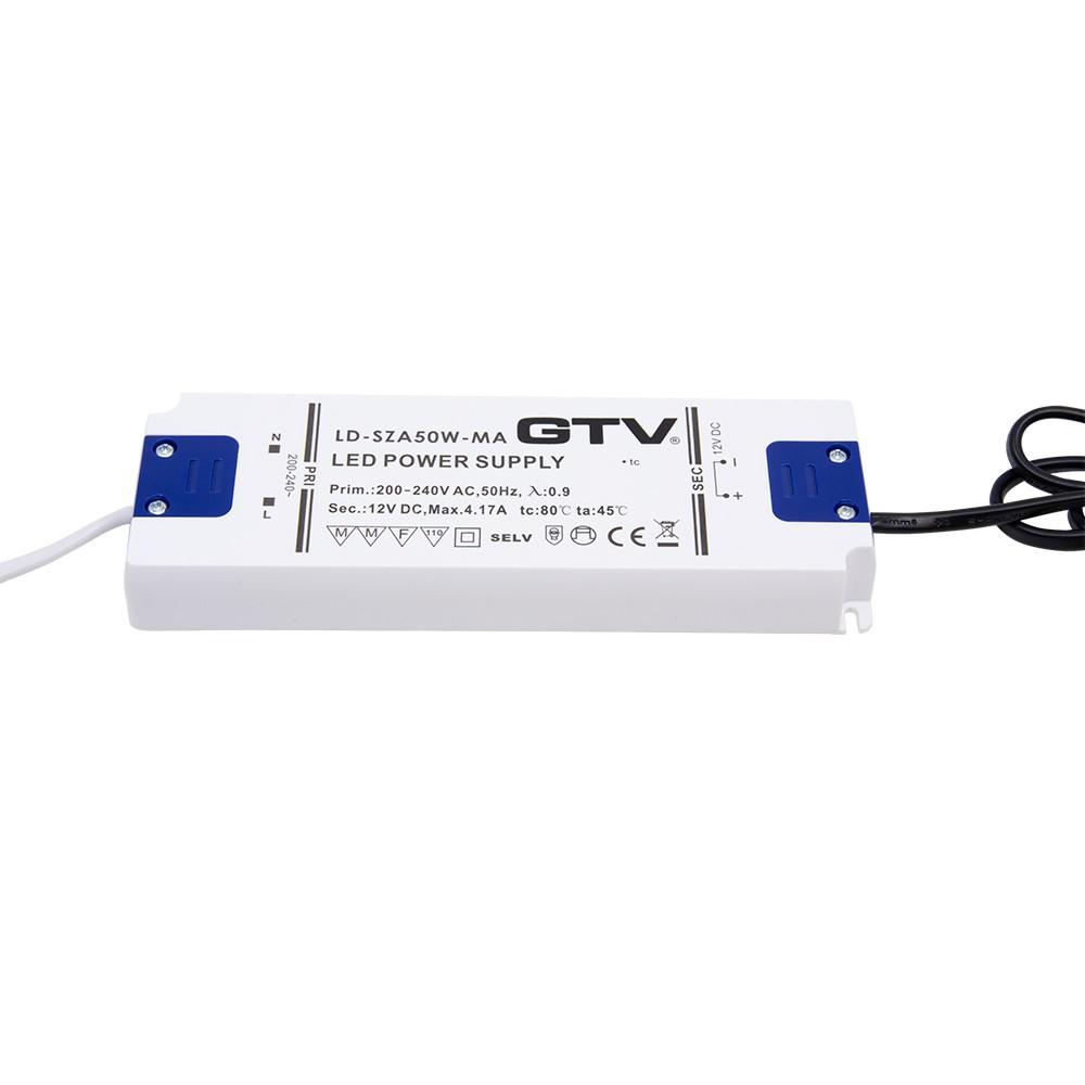 6W Alimentación LED 230vac-12vdc 0 Bricolaje y herramientas Instalación eléctrica