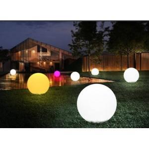 luces led exterior