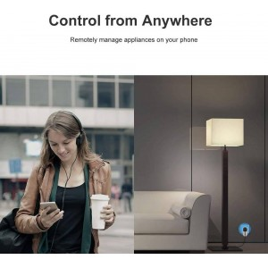 Enchufe inteligente smart home