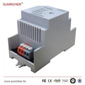 Controlador Sunricher para DALI 16V-DC 100-240V/AC 250mA