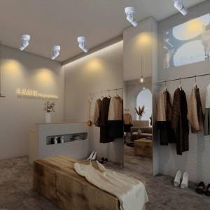 iluminación tiendas