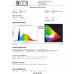 Tubo LED T8 120cm 18W Alta eficiencia 140 LM/W