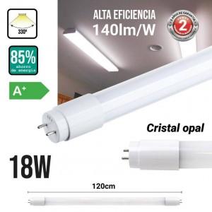 Tubo LED T8 120cm 18W Alta...