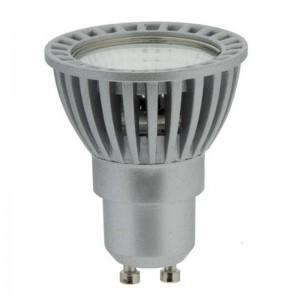 Bombilla GU10 LED 5W COB ámbar de 1800ºK