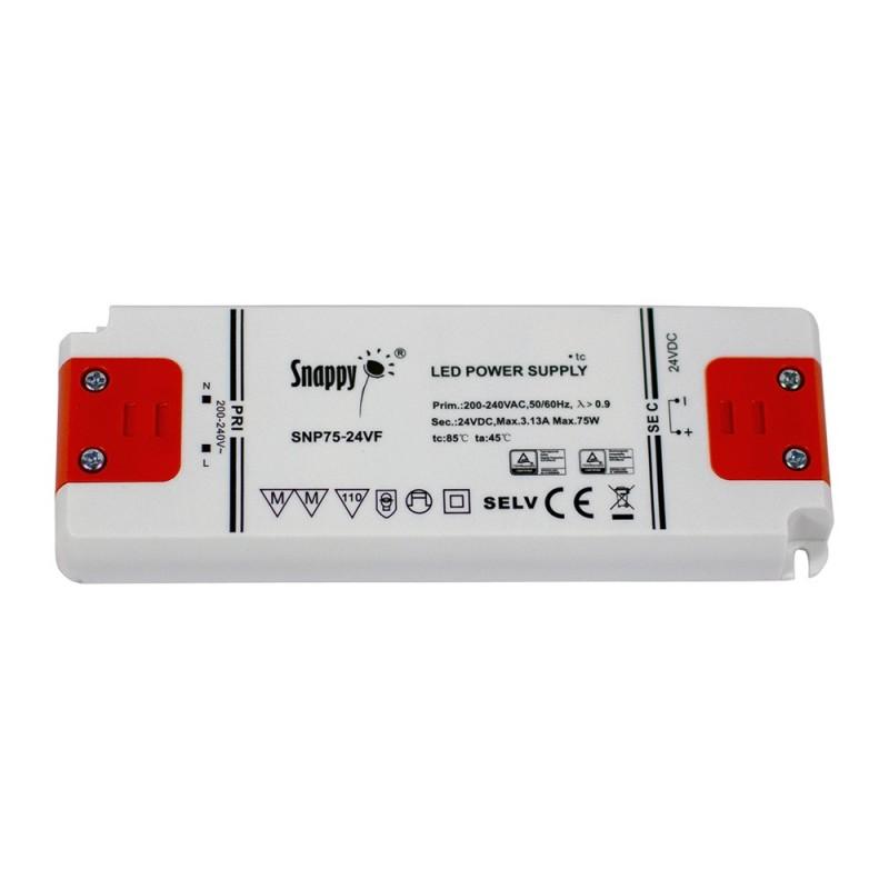 Fuente de alimentación 24V 75W 3.13A Slim IP20