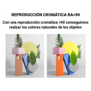 reproducción cromática