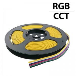 Cable RGB+CCT 6 metros