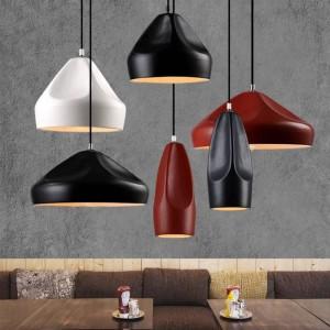 lámparas colgantes restaurantes