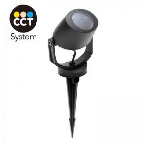 Foco LED con estaca FUMAGALLI MINITOMMY CCT GU10 3,5W